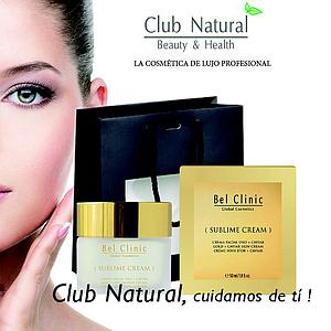 SUBLIME CREAM (crema facial Oro +Caviar +Sirtuinas +C.madre) 50ml